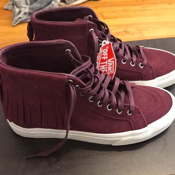 a73ffc8b4a76 Vans sk8-hi moccasin sneakers